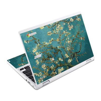 Acer Chromebook R11 Skin - Blossoming Almond Tree