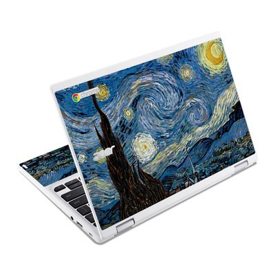 Acer Chromebook R11 Skin - Starry Night
