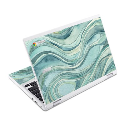 Acer Chromebook R11 Skin - Waves