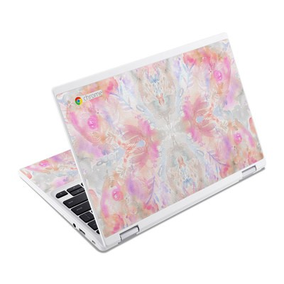 Acer Chromebook R11 Skin - Watercolor Damask