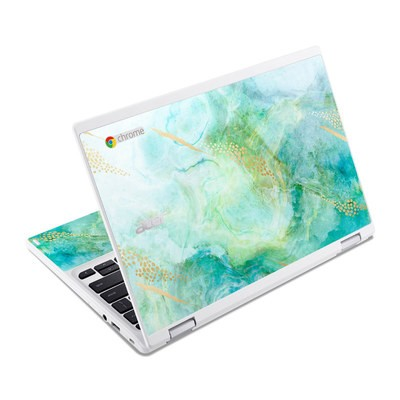 Acer Chromebook R11 Skin - Winter Marble
