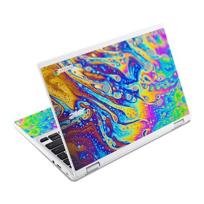 Acer Chromebook R11 Skin - World of Soap