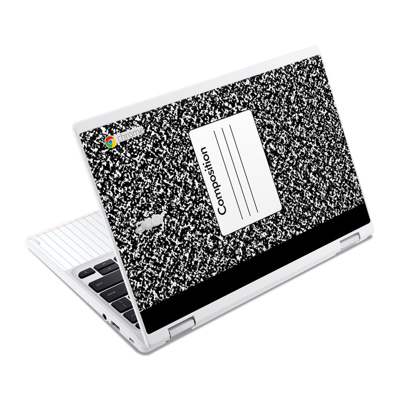 Acer Chromebook R11 Skin Composition Notebook By Retro