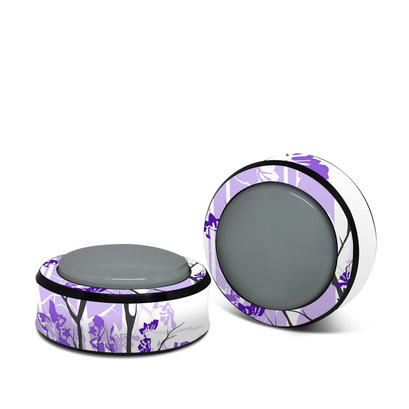 Amazon Echo Buttons Skin - Violet Tranquility by DecalGirl Collective