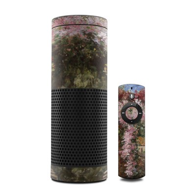 Amazon Echo Skin - Gate At Alta Villa