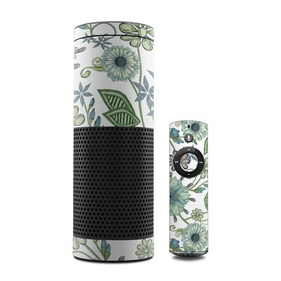 Amazon Echo Skin - Antique Nouveau