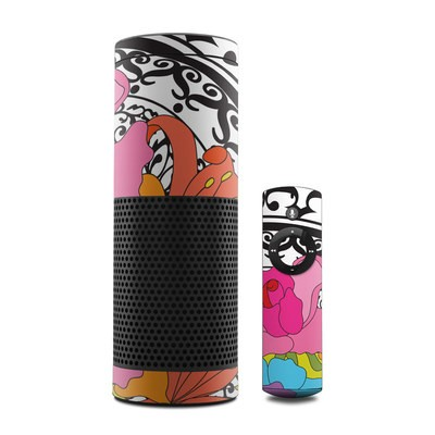 Amazon Echo Skin - Barcelona