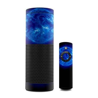 Amazon Echo Skin - Blue Giant