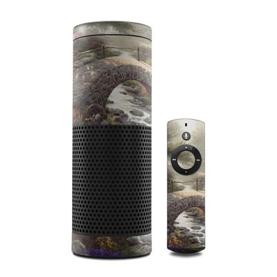 Amazon Echo Skin - Bridge of Faith