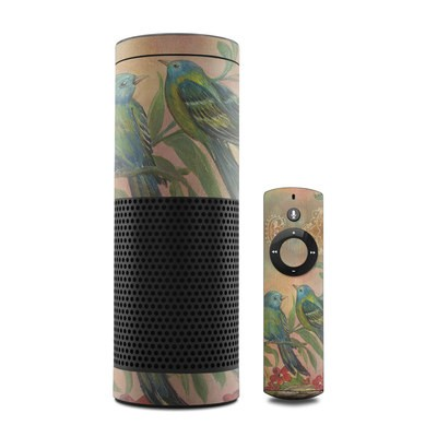 Amazon Echo Skin - Splendid Botanical