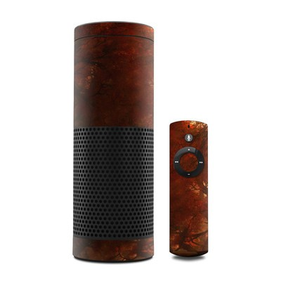 Amazon Echo Skin - Canopy Creek Autumn