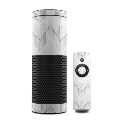 Amazon Echo Skin - Chic Chevron