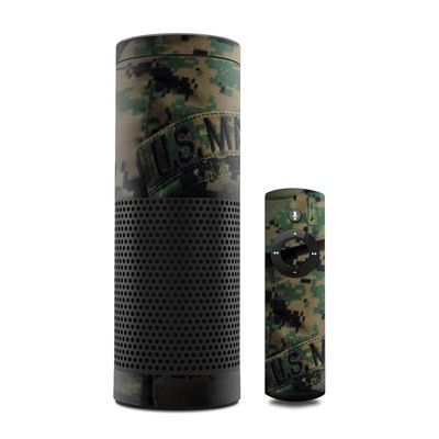 Amazon Echo Skin - Courage