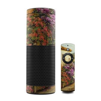 Amazon Echo Skin - Via Del Fiori
