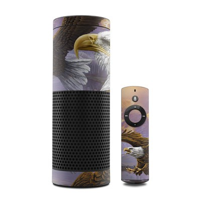 Amazon Echo Skin - Eagle
