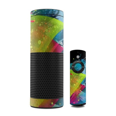Amazon Echo Skin - Element-City