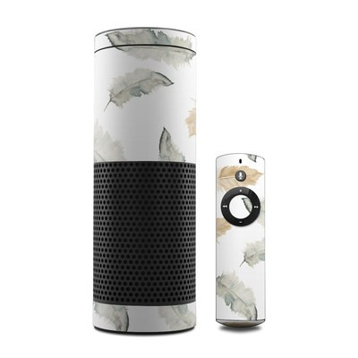 Amazon Echo Skin - Feathers