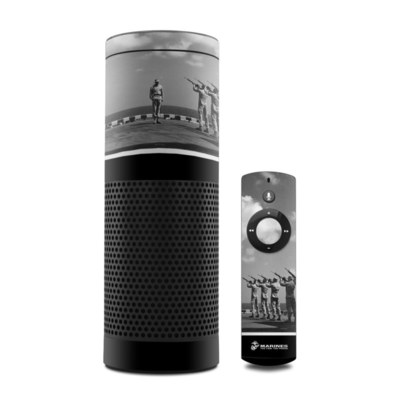 Amazon Echo Skin - The Few The Proud