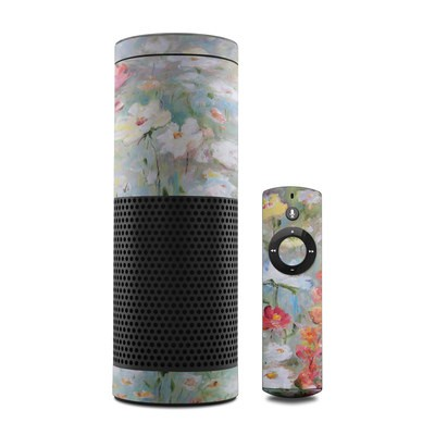 Amazon Echo Skin - Flower Blooms