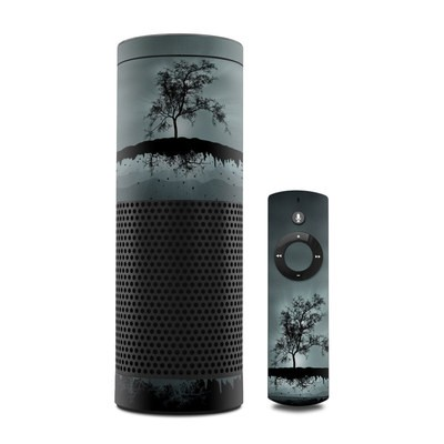 Amazon Echo Skin - Flying Tree Black