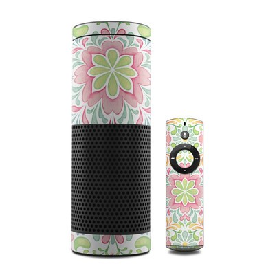 Amazon Echo Skin - Honeysuckle