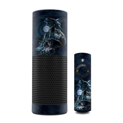 Amazon Echo Skin - Howling