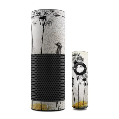 Amazon Echo Skin - Little Dandelion