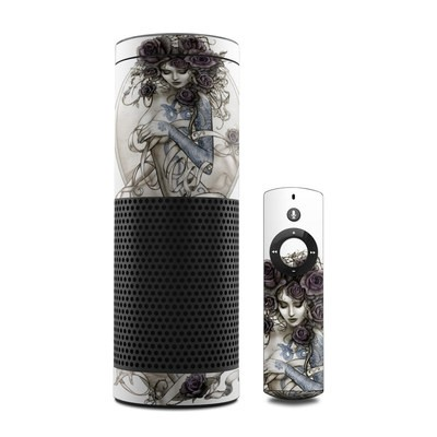 Amazon Echo Skin - Les Belles Dames