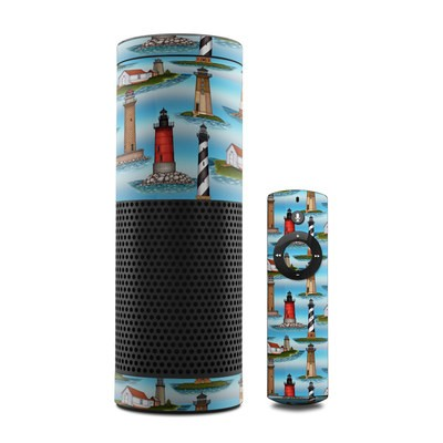 Amazon Echo Skin - Lighthouse