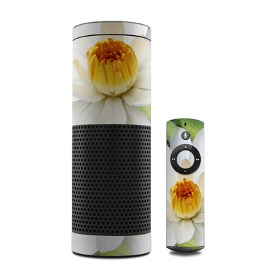 Amazon Echo Skin - Liquid Bloom