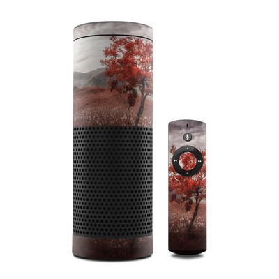 Amazon Echo Skin - Lofoten Tree