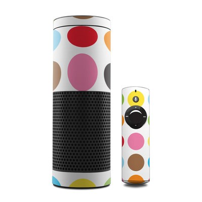 Amazon Echo Skin - Multidot