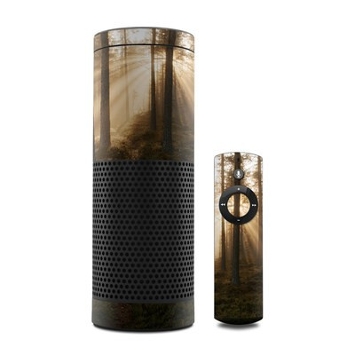 Amazon Echo Skin - Misty Trail