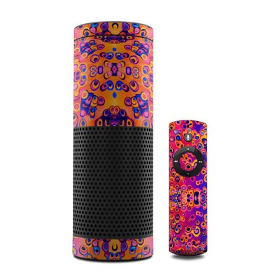 Amazon Echo Skin - Moonlight Under the Sea