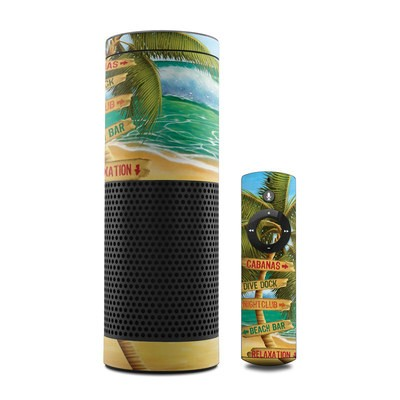 Amazon Echo Skin - Palm Signs