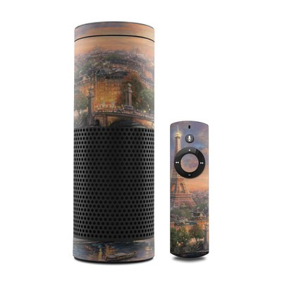 Amazon Echo Skin - Paris City of Love