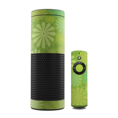 Amazon Echo Skin - Lime Punch