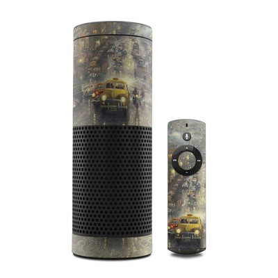 Amazon Echo Skin - Heart of San Francisco