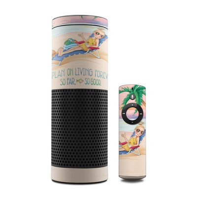 Amazon Echo Skin - So Far So Good