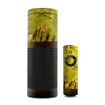 Amazon Echo Skin - Secret Parade
