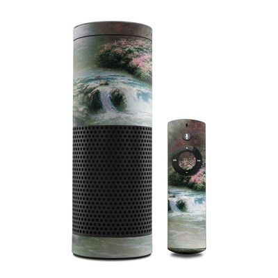 Amazon Echo Skin - Beside Still Waters