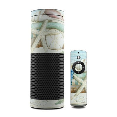 Amazon Echo Skin - Stories of the Sea