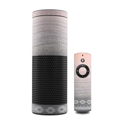 Amazon Echo Skin - Sunset Valley