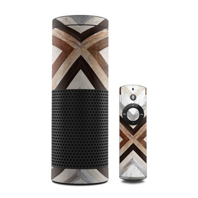 Amazon Echo Skin - Timber