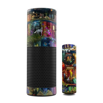 Amazon Echo Skin - Treasure Hunt