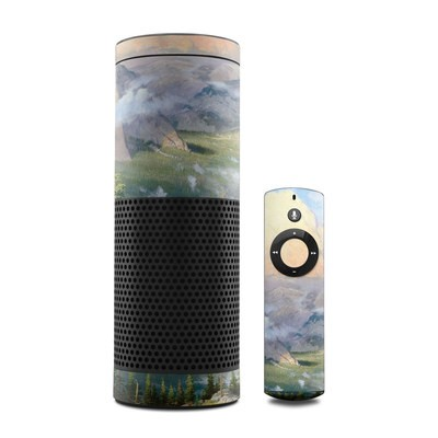 Amazon Echo Skin - Yosemite Valley