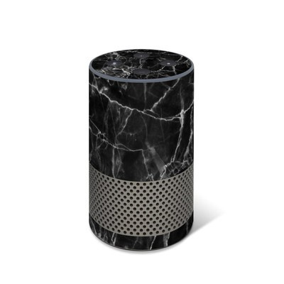 Amazon Echo 2017 Skin - Black Marble