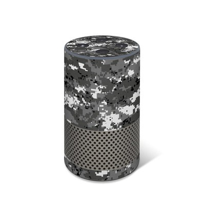 Amazon Echo 2017 Skin - Digital Urban Camo