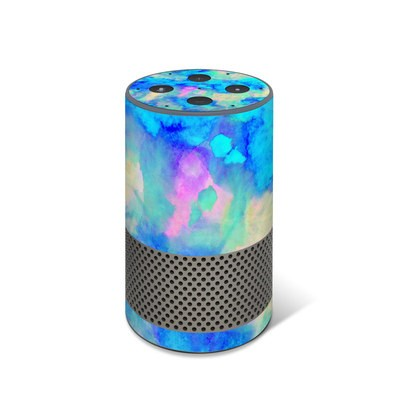 Amazon Echo 2017 Skin - Electrify Ice Blue