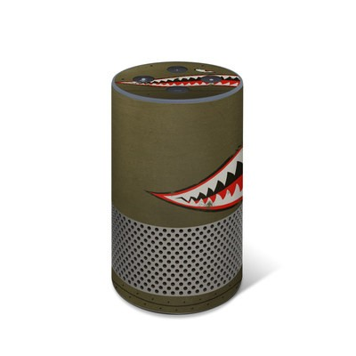 Amazon Echo 2017 Skin - USAF Shark